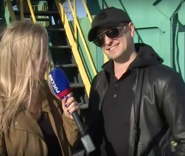 Сергей Безруков рассказал, почему не хочет сыграть роль Юрия Гагарина