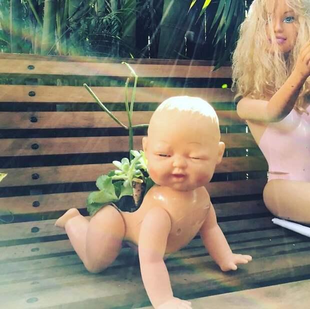 35 раз, когда кто-то нашел во дворе старую куклу - и напугал всех соседей