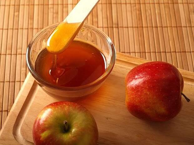 Мёд из яблок