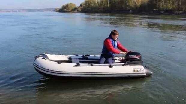 Новый налог на лодку: изменения коснулись вёсельные лодки и с мотором менее 5 л/с