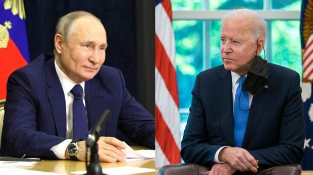 Путин обошел Байдена в рейтинге популярности среди республиканцев в США