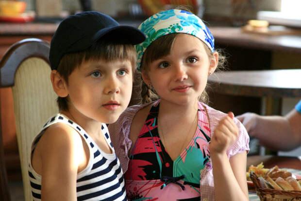 Чем наши дети отличаются от иностранных