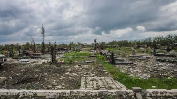 ВСУ открыли огонь по Иверскому монастырю рядом с донецким аэропортом