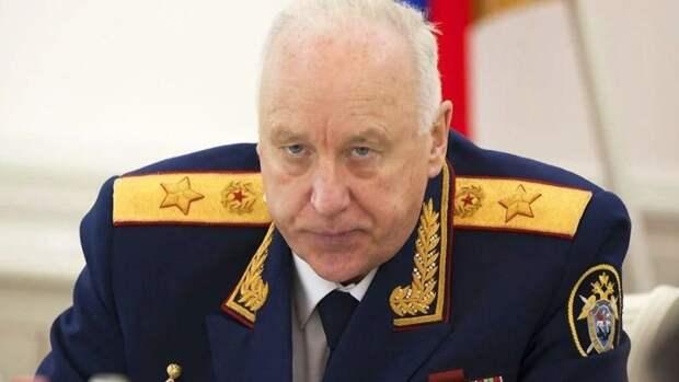 Бастрыкин взял на контроль расследование дела о пожаре на заправке в Новосибирске