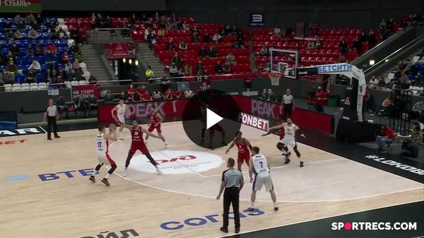 Lokomotiv-Kuban vs. CSKA Condensed Game April, 17   Season 2020-21