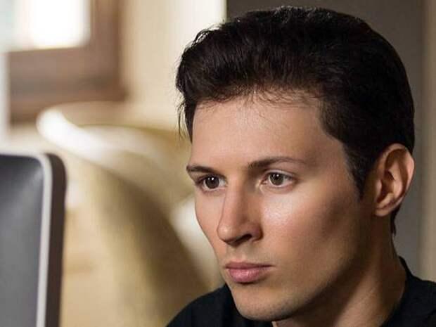 Дуров удалил свою страницу в Facebook