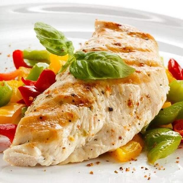 5 вкусных идей для здорового ужина