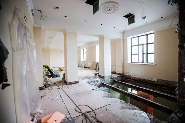 Работы по созданию ТЮЗа стартовали в Ижевске