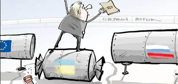 Посол Германии в Киеве: «Забудьте про транзит, «СП-2» будет работать»