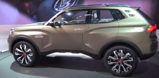 Автоэксперт оценил конкурентные преимущества новой Lada Niva