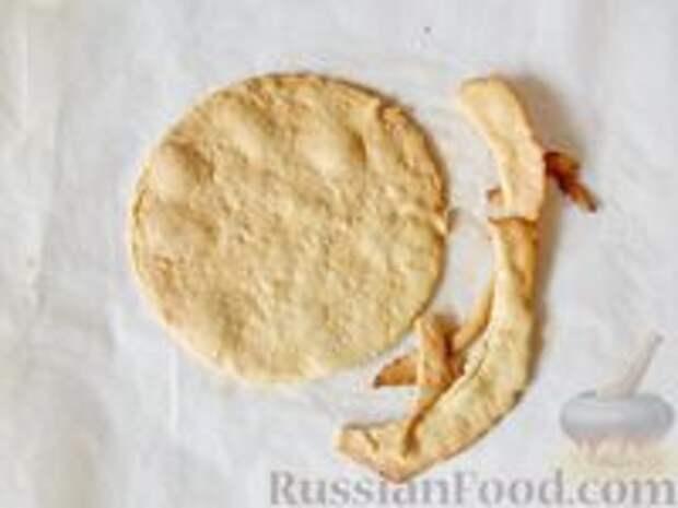 Фото приготовления рецепта: Медовик апельсиновый - шаг №13