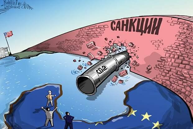 Большая водородная гонка: Германии, возможно, понадобится еще и «Северный поток — 3»