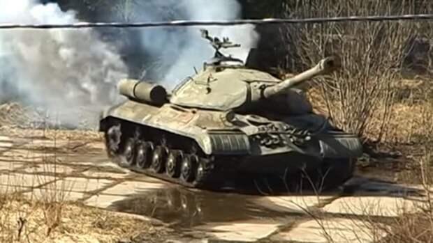 Аналитики The National Interest назвали «супероружием» советский тяжелый танк ИС-3