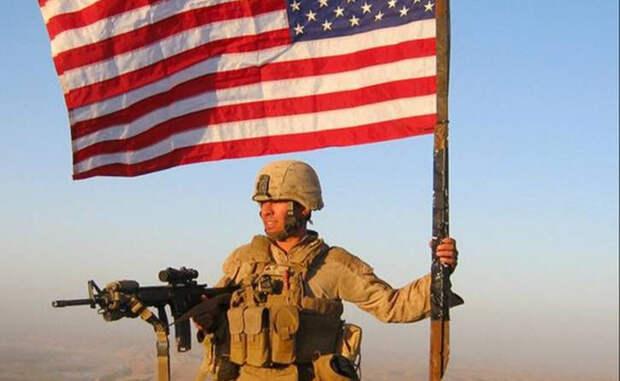 Почему американцы считают свой флаг самым красивым в мире