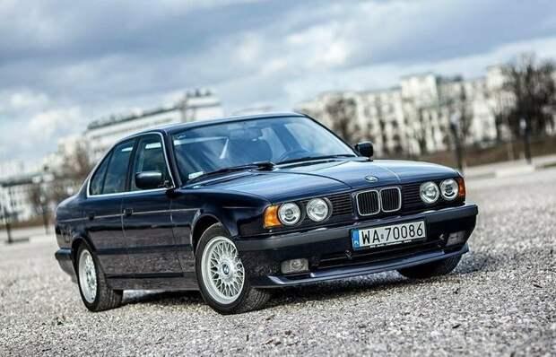 7 шикарных автомобилей из 1990-х, которые все еще можно найти на рынке