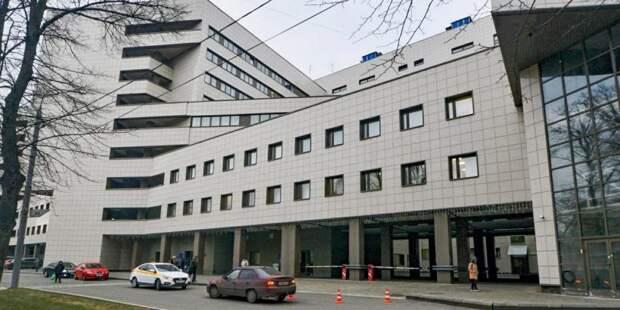 Собянин рассказал о ходе реконструкции Боткинской больницы. Фото: mos.ru