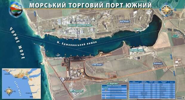 НАТО окапывается в Одессе вместо Крыма