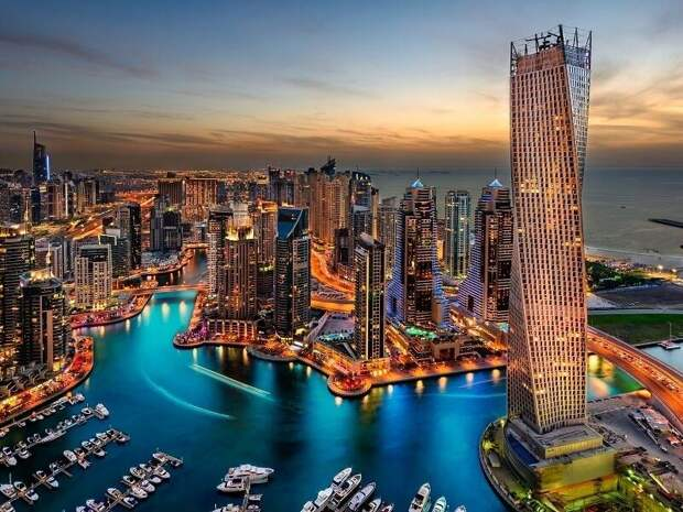 Мэр улетел в Дубаи на 8 дней за счёт регионального бюджета