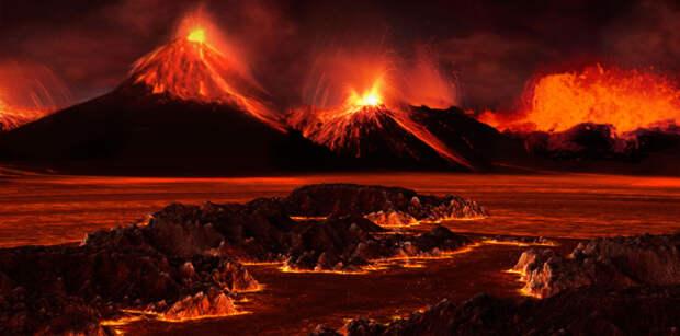 Вулканы Антарктиды могут проснуться и сделать Землю непригодной для жизни