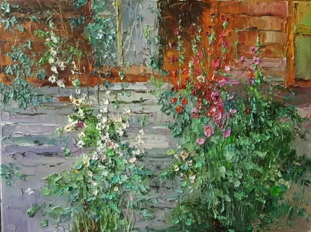 художник Юлия Кузнецова картины – 08