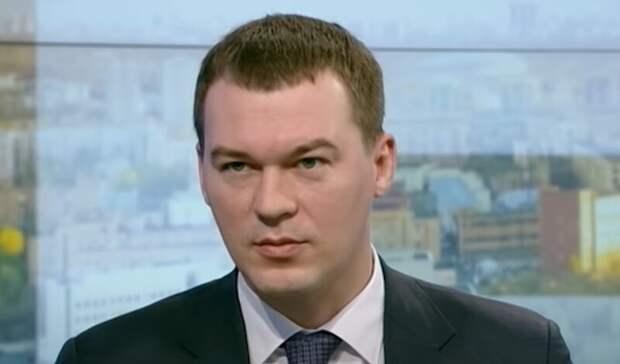 Дегтярев пообещал открытие новой детской поликлиники вХабаровске