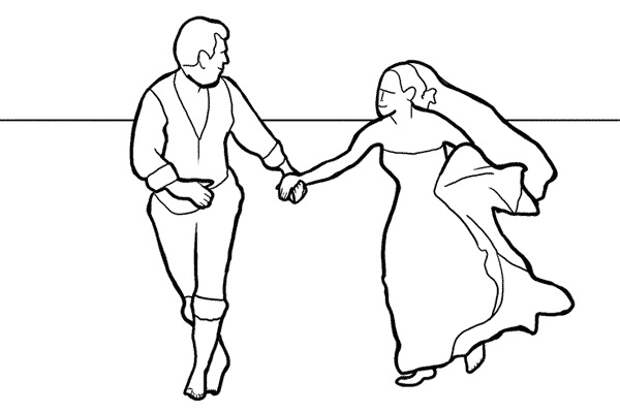Работа над позами моделей: 21 пример поз для свадебных фотографий