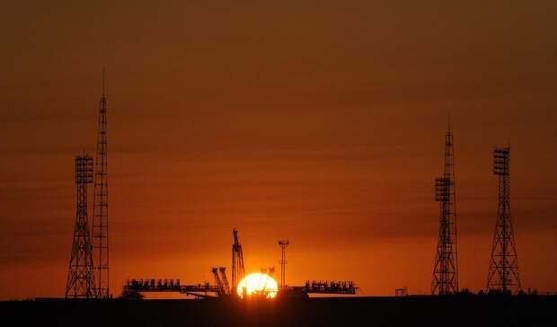 Накосмодром Восточный доставили британские спутники OneWeb