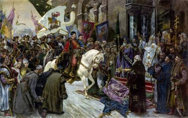 Поворотная точка русской истории - религиозный раскол 17-го века