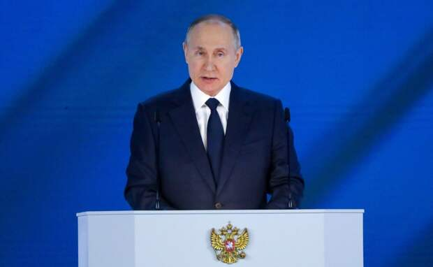 Жёсткий ответ: западные СМИ о послании Путина