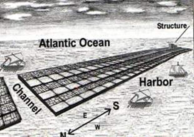 Атлантида – глобальная працивилизация на планете