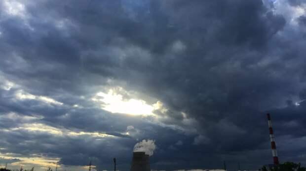 В МЧС предупредили о неблагоприятных метеорологических явлениях в Москве