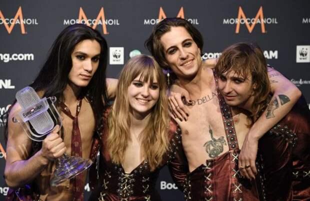 Победители «Евровидения» планируют посетить Россию