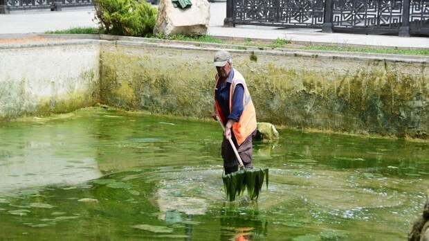 Симферополю – чистые водные массивы