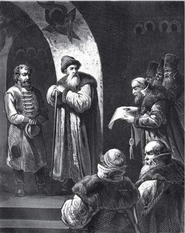 Исторический анализ баллад А. К. Толстого