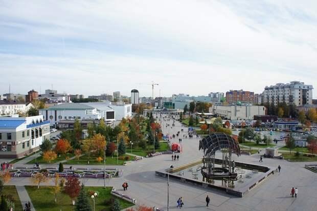 Составлен рейтинг российских городов по качеству жизни