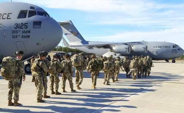 Уход США из Ирака толкает Россию к новой войне с ИГИЛ*