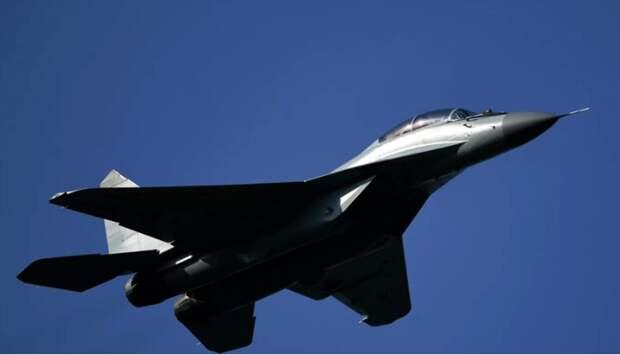 Истребители МиГ-35 и МиГ-29 теперь смогут совершать посадку без участия пилота
