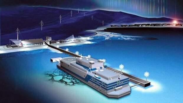 Россия делает заявку на мировое лидерство в малой атомной энергетике