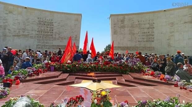 Как Ялта отметила 76-ю годовщину Победы в Великой Отечественной войне