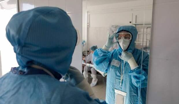 Суточный прирост заразившихся коронавирусом в России составил 9,2 тысячи
