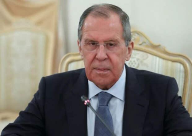 Лавров: у России для выстраивания отношений с ЕС припрятаны «страховочные сетки»