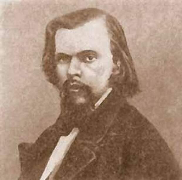 Степан Васильевич Ешевский (1829-65). Public Domain, Wikimedia