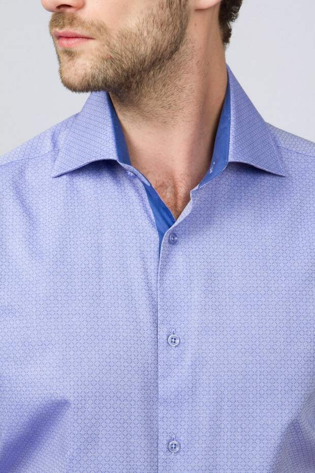 Воротники мужской рубашки
