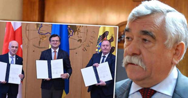 «Атыкто такой?!»: и.о премьера Молдавии перемудрил смеморандумом