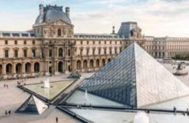 Названы самые посещаемые музеи мира