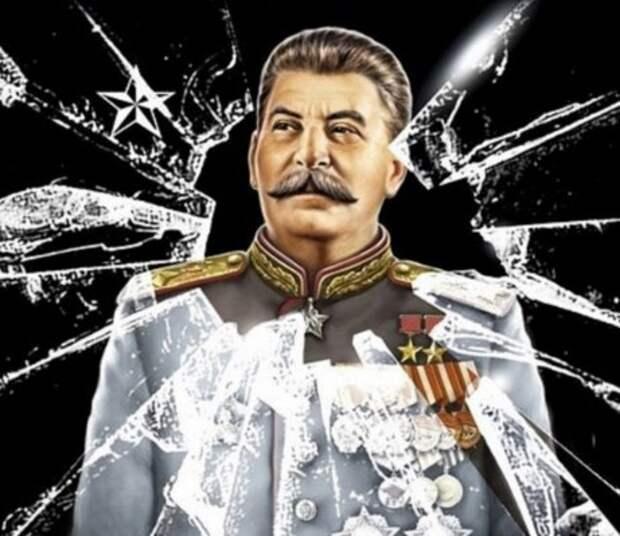 За что либералы сильно ненавидят Иосифа Сталина