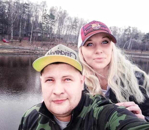 Яна и Егор из Митина не расстаются ни на день уже восемь лет