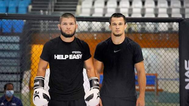 Хабиб назвал дату следующего боя брата Усмана Нурмагомедова в Bellator