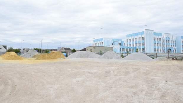 Как преображается Симферополь: ремонт дворов и общественных территорий