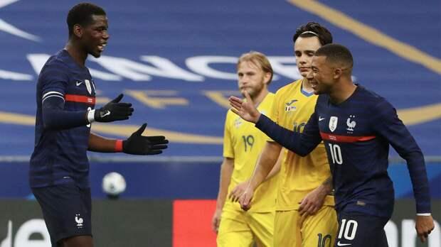 Украина пропустила семь голов от Франции и потерпела крупнейшее поражение в истории. Это что было-то вообще?